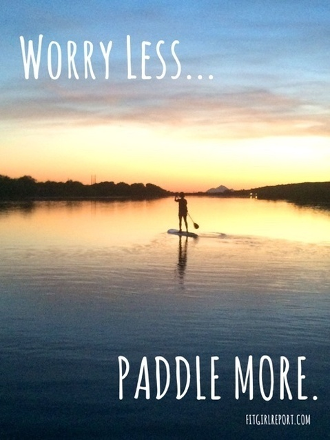 rt the whole family can enjoy. #paddleboard #inflatableboard #watersport #loveyourlife #enjoythewater #ShopStyle #MyShopStyle