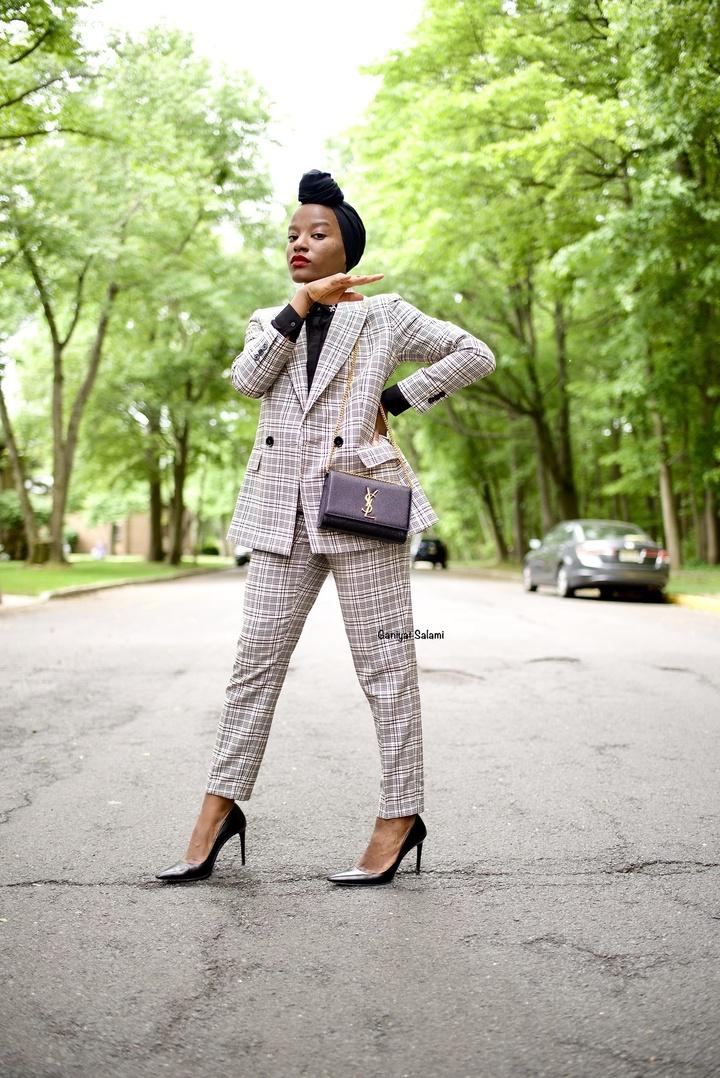 #ShopStyle #MyShopStyle #LooksChallenge #ContributingEditor #Lifestyle #TrendToWatch #suit #ModestFashion #WorkStyle