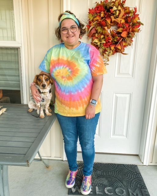 Tie Dye Vibes Today (school spirit day)  #MyShopStyle #ShopStyle