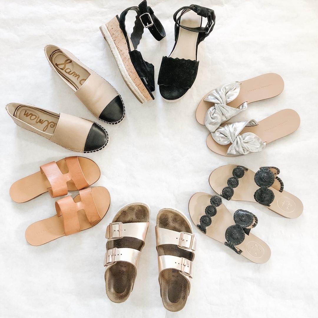 Birkenstock Sandals by jillgg - ShopStyle