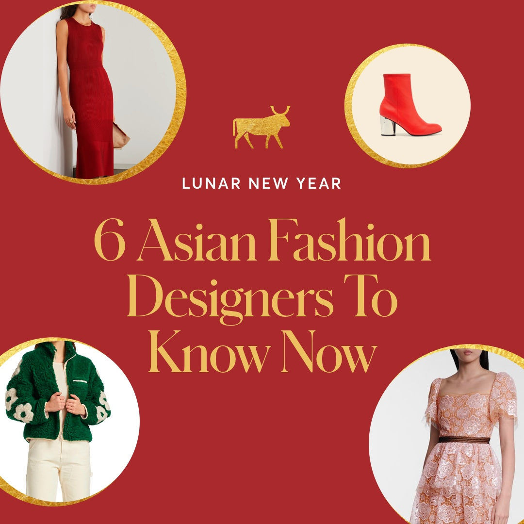 The Asian Fashion Designers You Should Know Now