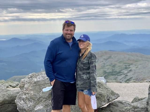 to the mountains this weekend in New Hampshire! Just what I needed! I had a ton of people ask about my jacket. Linking below!