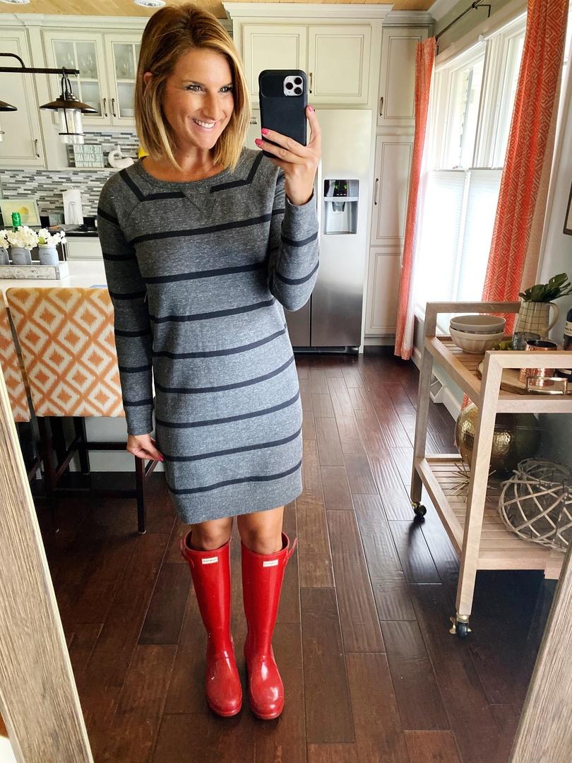 Brand Goodthreads Womens Modal Fleece Popover Sweatshirt