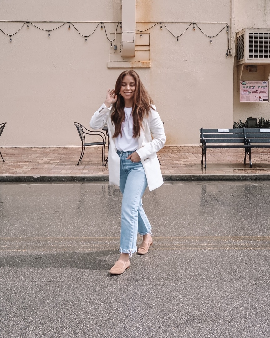 Have you seen my newest video! How to style a blazer, the Summer Edit #ShopStyle #MyShopStyle