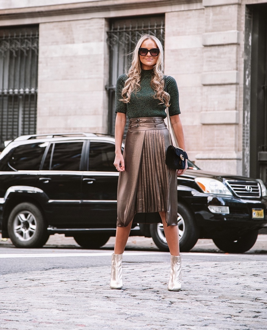 The Holiday Edit: Skirt Style